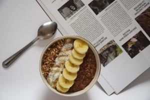 Le porridge revisité