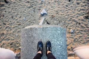 Être en phase - Bord de mer