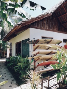 Footprints Homestay Siargao